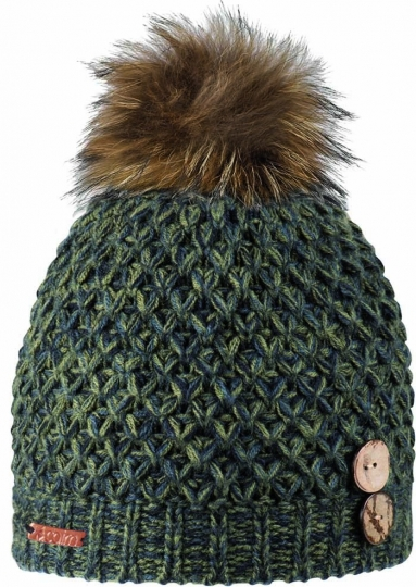 Bonnet CAIRN Melissa Hat Mixed Khaki