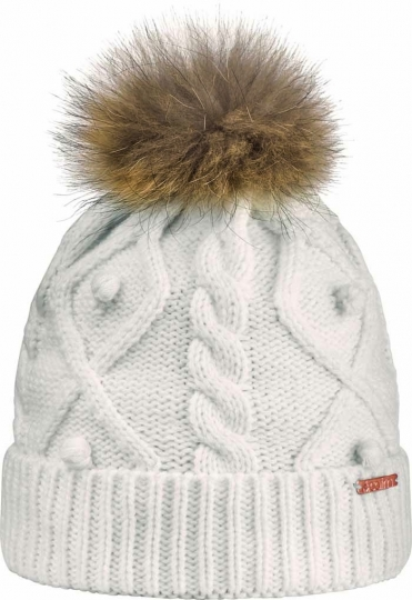 Bonnet CAIRN Rachel Hat Off White