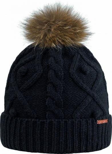 Bonnet CAIRN Rachel Hat Black